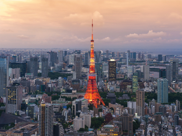 Adventure Travel in Japan Tokyo Tower Luxury Travel Japan Regency Group
