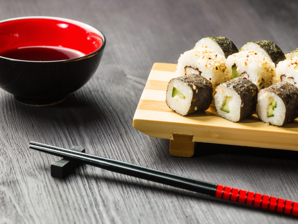Gourmet Japanese Food Sushis Luxury Travel Japan Regency Group