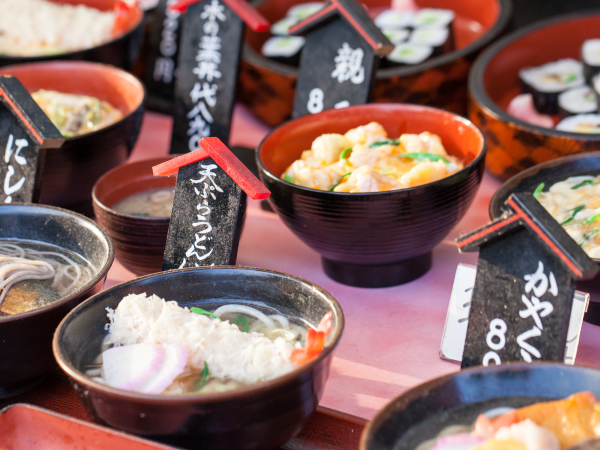 Gourmet Traditional Food Market Luxury Travel Japan Regency Group