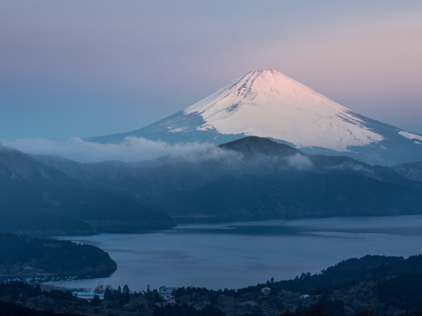 Hakone Lake Mount Fuji Luxury Travel Japan Regency Group