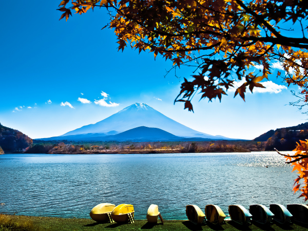 Hakone Mount Fuji Lake Shoji Luxury Travel Japan Regency Group