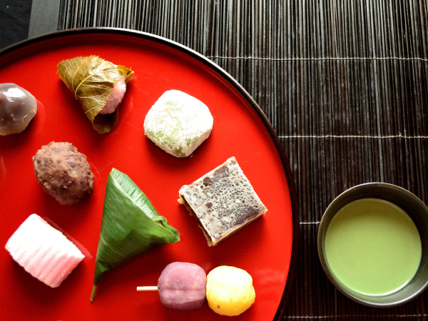Japanese Cake Green Tea Luxury Travel Japan Regency Group