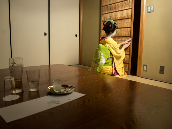 Kyoto Geisha Luxury Travel Japan Regency Group