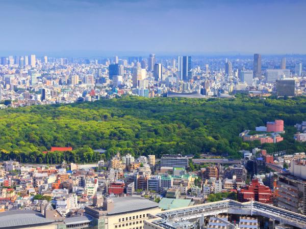 Tokyo Shinjuku Shibuya Yoyogi Park Luxury Travel Japan Regency Group