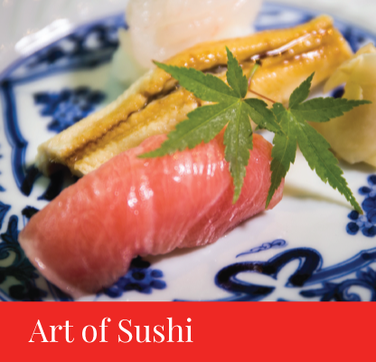 art sushi regency group japan