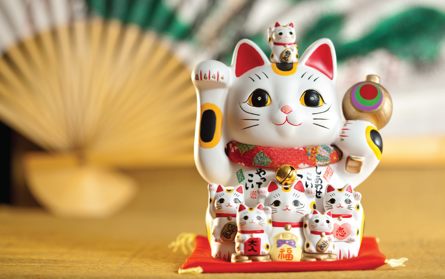 Cat Culture Japan Luxury Travel to Japan Regency Group