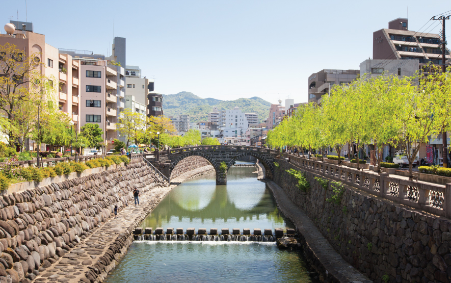 Nagasaki Canals Luxury Travel to Japan Regency Group