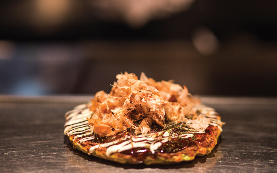 Okonomiyaki Hiroshima Luxury Travel to Japan Regency Group