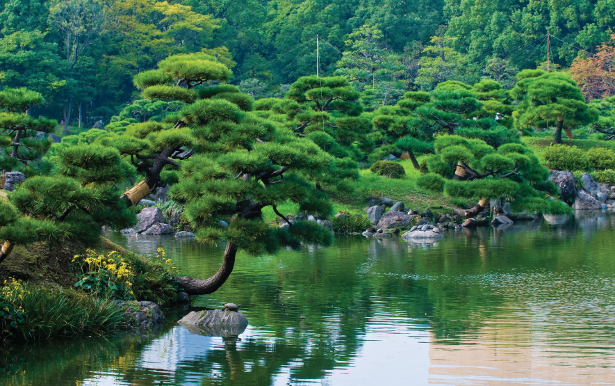 garden Visit Kyoto Luxury Travel to Japan Regency Group