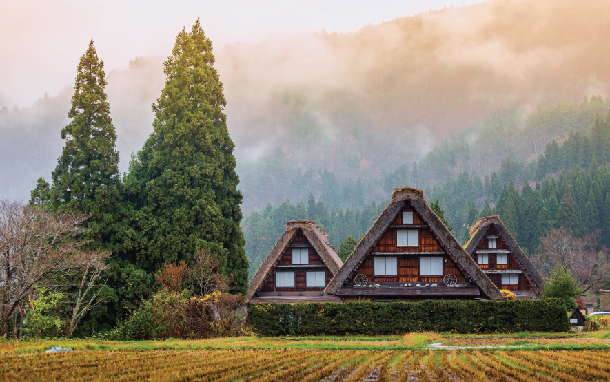 Japan Village Ogimachi Luxury Travel to-Japan Regency Group