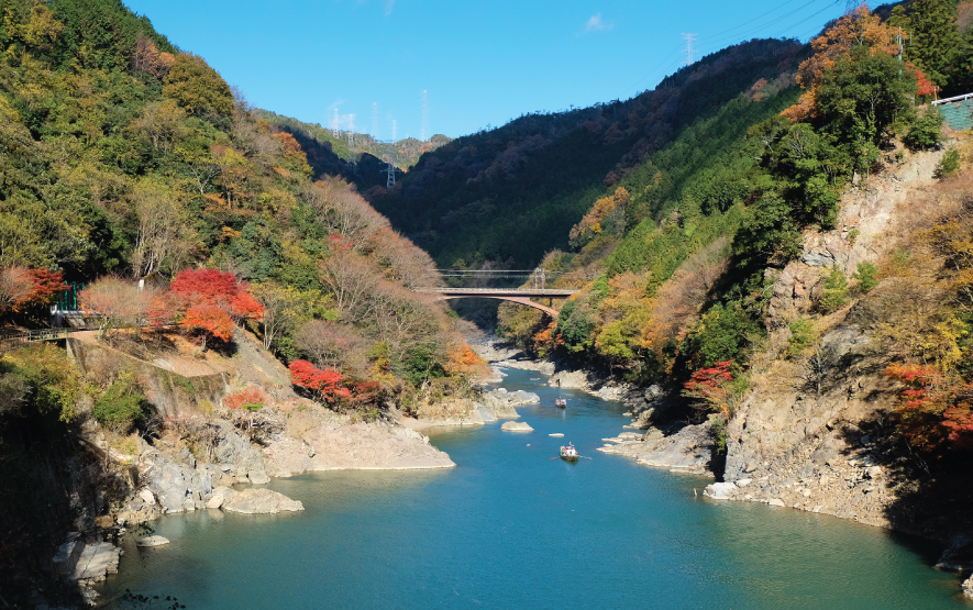 Mount Arashiyama Luxury Travel to Japan Regency Group