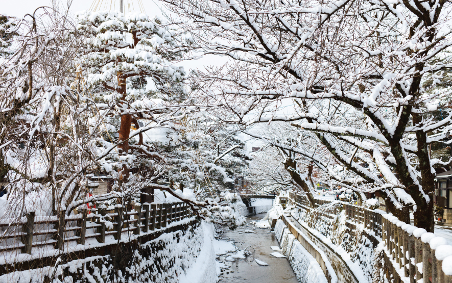 Takayama Snow Japan Villages Luxury Travel to Japan Regency Group