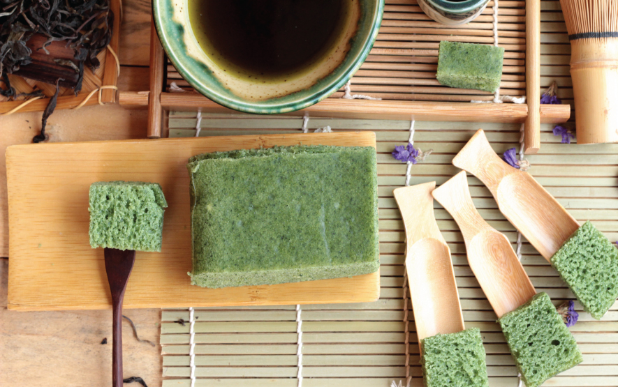 green tea cake Luxury Travel to Japan Regency Group