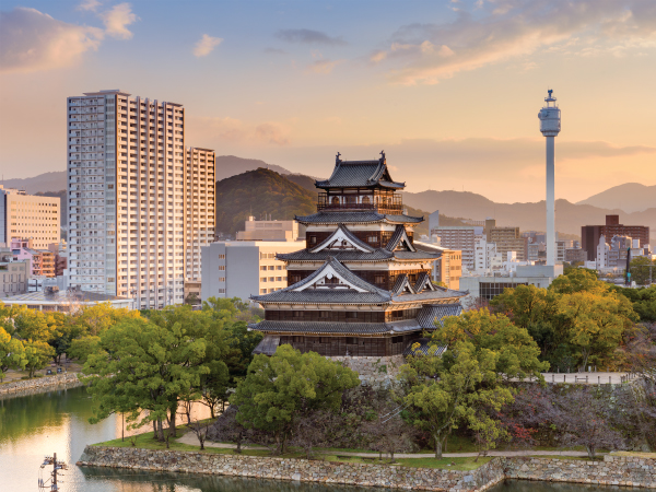 Hiroshima-Castle-Luxury-Travel-to-Japan-Regency-Group