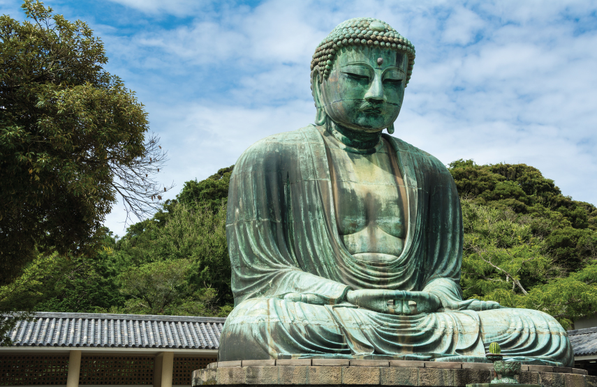 Kamakura Statue Luxury Travel to Japan Regency Group