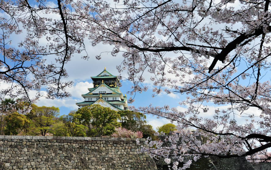 Osaka Cherry Blossoms Season Luxury Travel to Japan Regency Group
