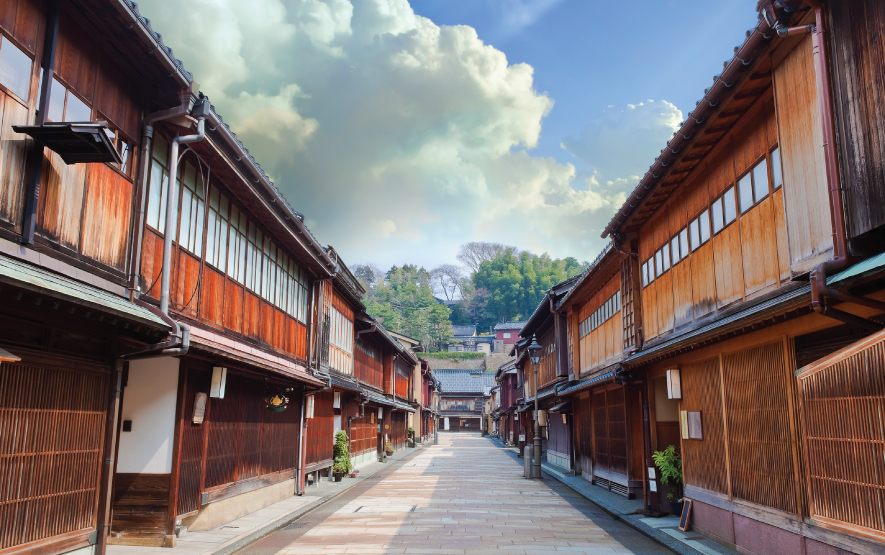 Keisha Village Kanazawa Luxury Travel Japan Regency Group