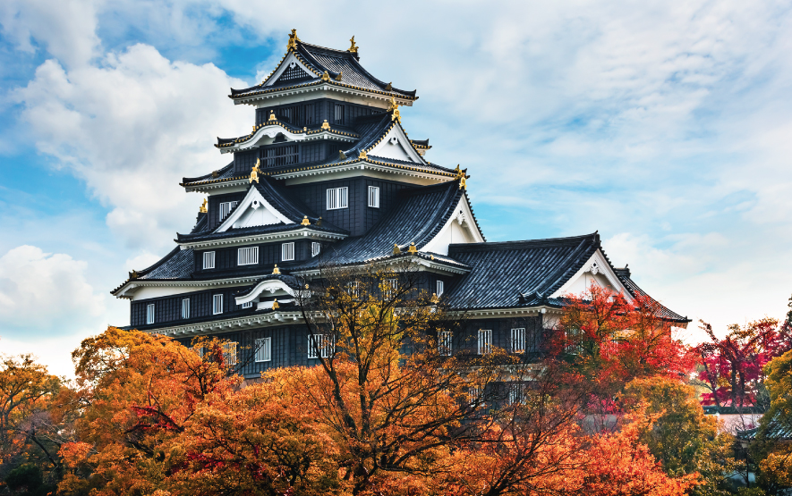 Okayama Castle Luxury Travel Japan Regency Group