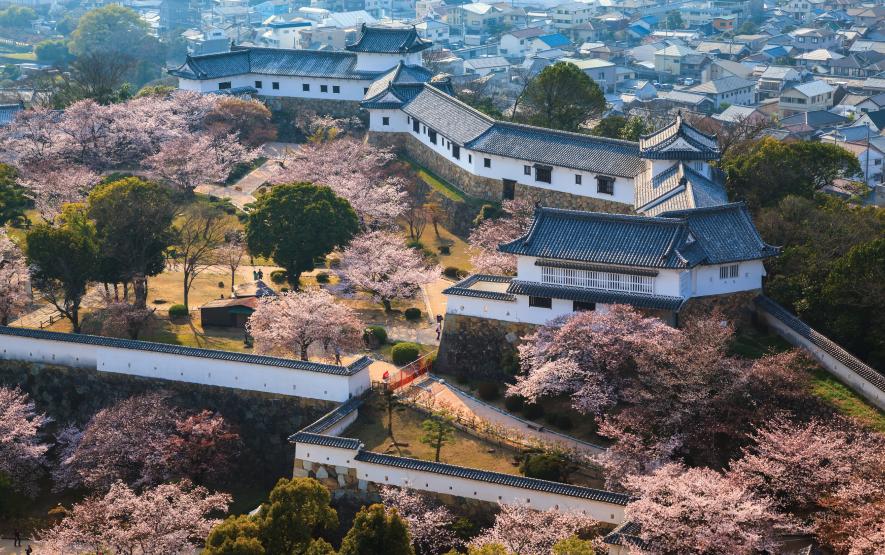 MAIN HImeiji Castle Luxury Travel Japan Regency Group