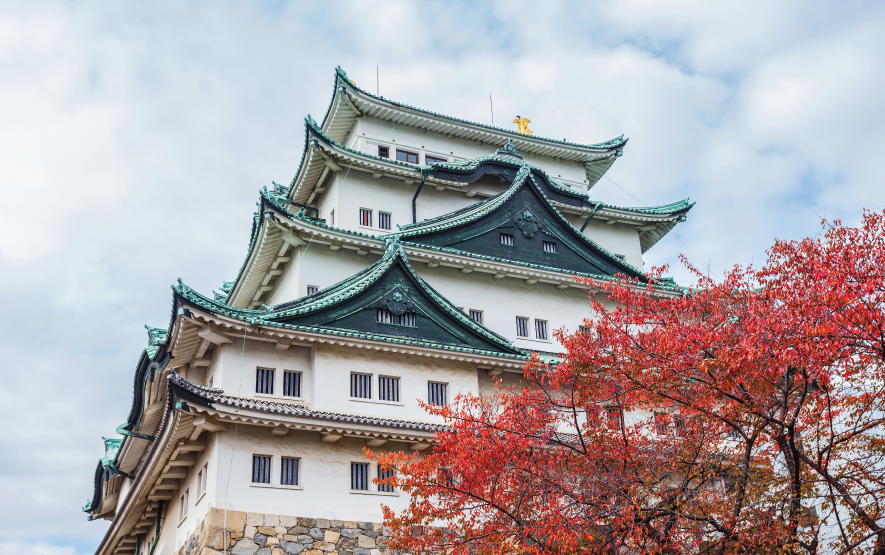 Nagoya Castle Luxury Travel Japan Regency Group