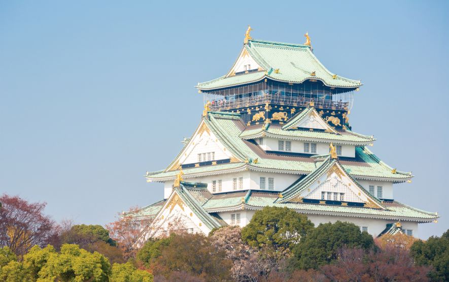 Osaka Castle Luxury Travel Japan Regency Group