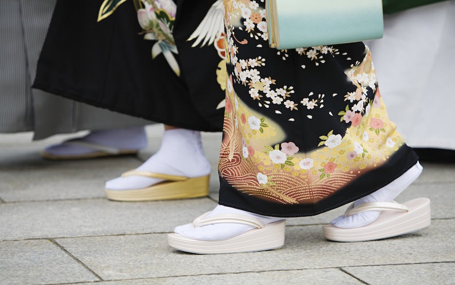 shoes geisha Travel Japan Regency Group