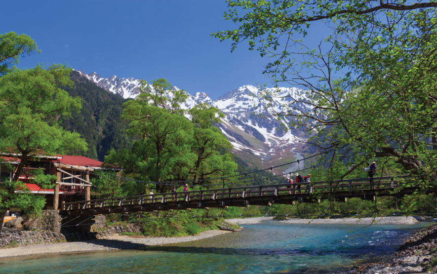 Kamikochi cover Travel Japan Regency Group