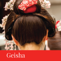 geisha regency group japan