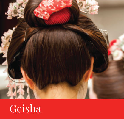 itineraries geisha japan regency group