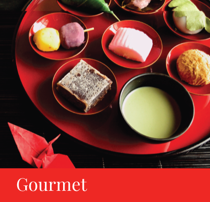 itinerary gourmet japan regency group